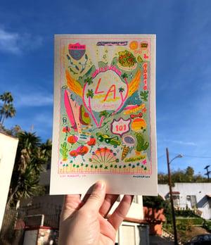 Travel Card Series- LA