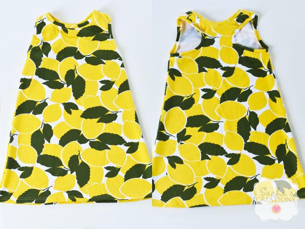 Image of Make Lemonade Dress