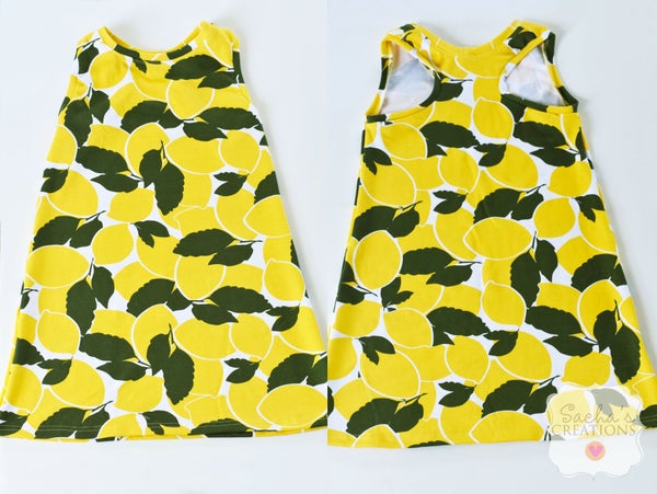 Image of Make Lemonade Dress