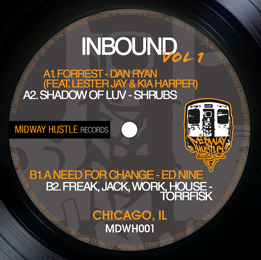 Image of Midway Hustle Presents Inbound Vol 1