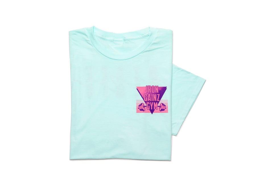 Image of Iron Gainz Gym Shirt
