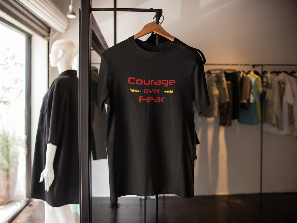 "Image of Justice Culture C.O.F ""Magnetized"" Tee"