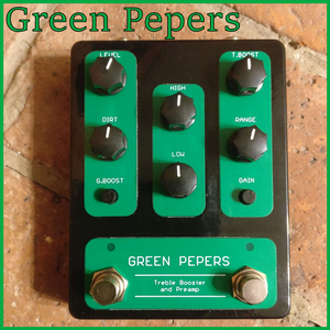 Image of Green Pepers