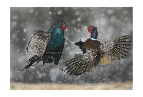 Image of A Winter's Duel