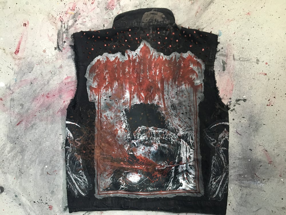 Image of Glasgow Smile Battle Vest