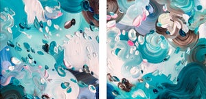 Image of Arcticus - 30x30 each diptych