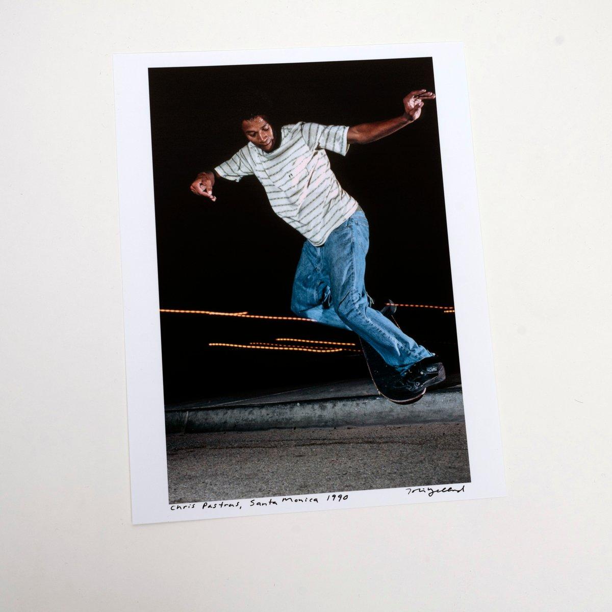 Image of Chris Pastras, Santa Monica 1991