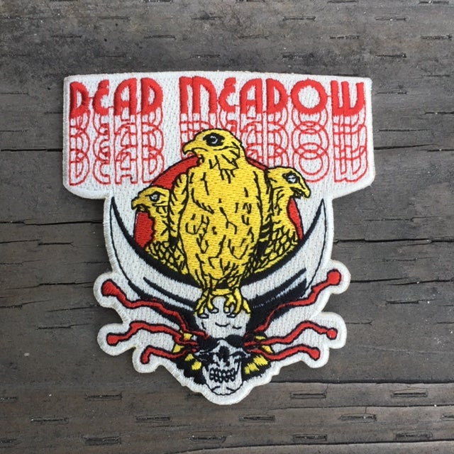 Image of Such Hawks Patch