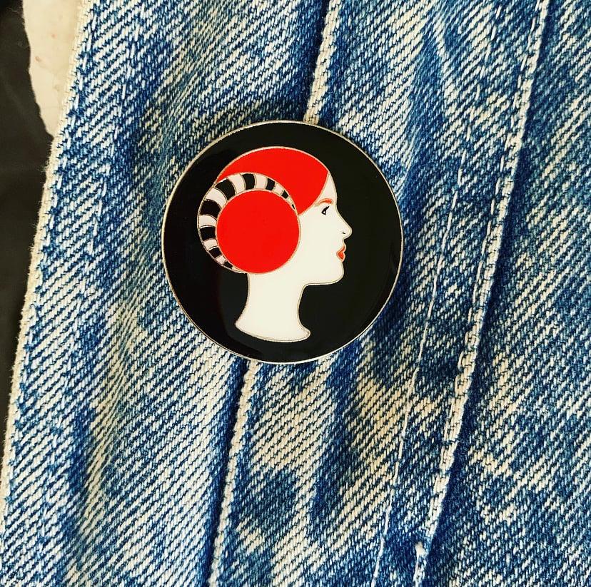 Image of Pin badges!