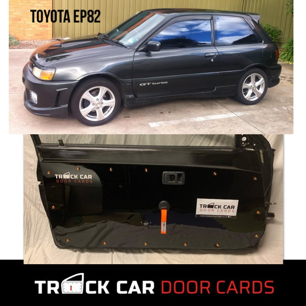 Image of Toyota EP82 - Track Car Door Cards