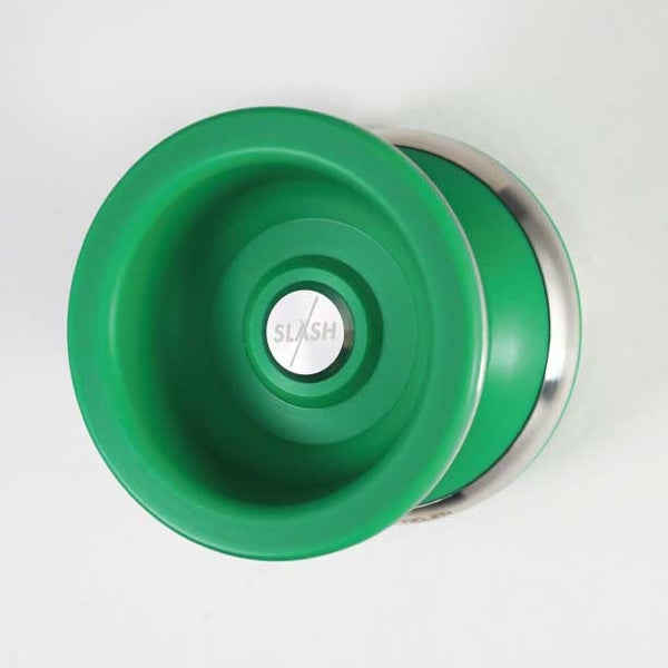 Image of SLASH (GREEN)