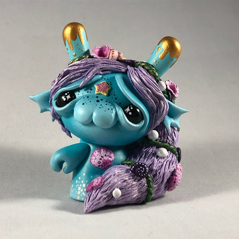 "Image of Princess Seaweed - 3"" Custom Kidrobot Dunny"