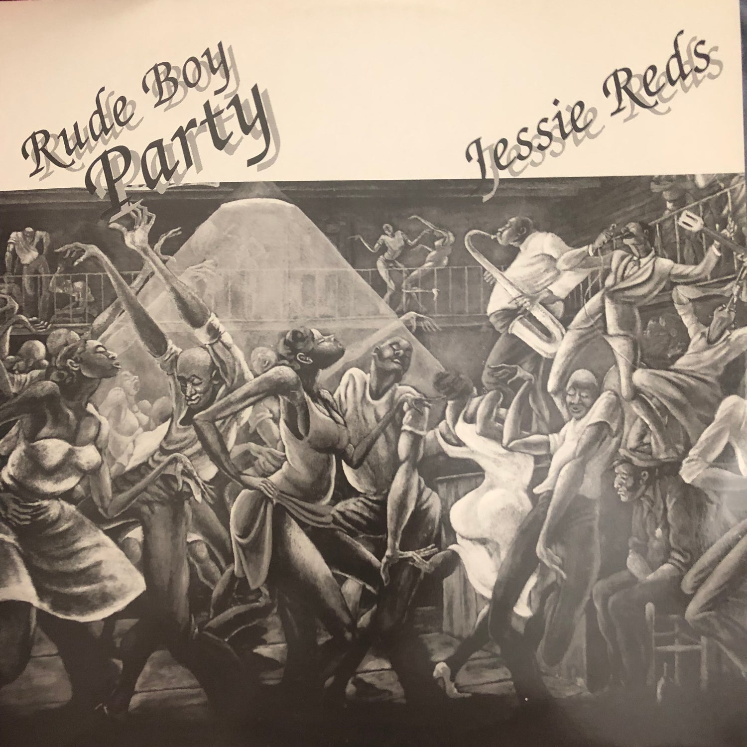 Image of Jessie Reds - Rude Boy Party