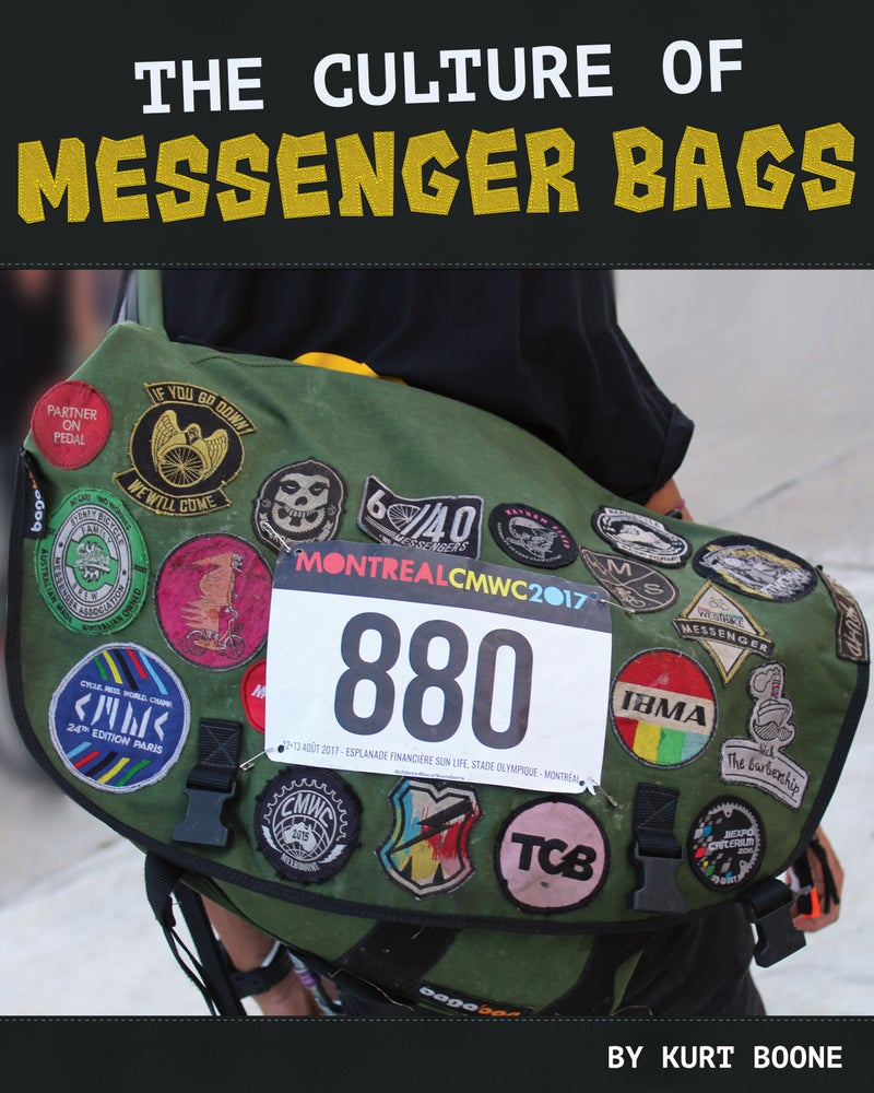 Image of The Culture Of Messenger Bags  1st Edition