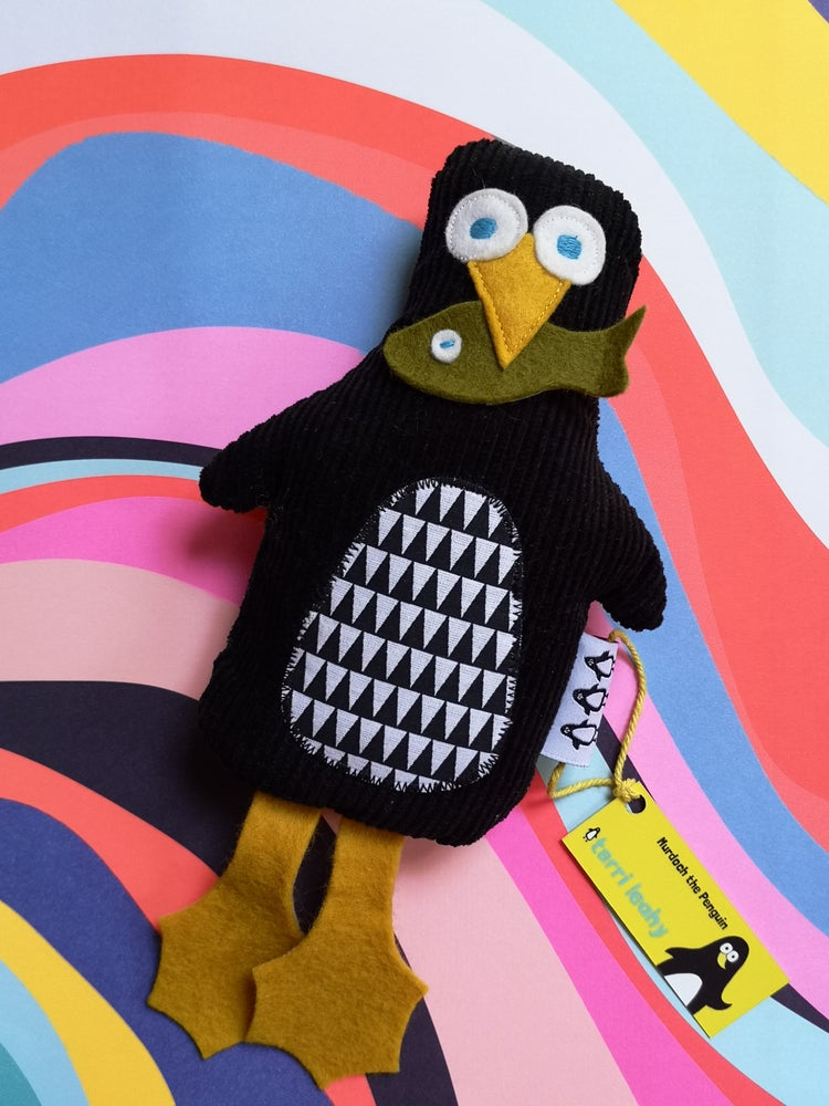 Image of Murdoch The Penguin Soft Toy