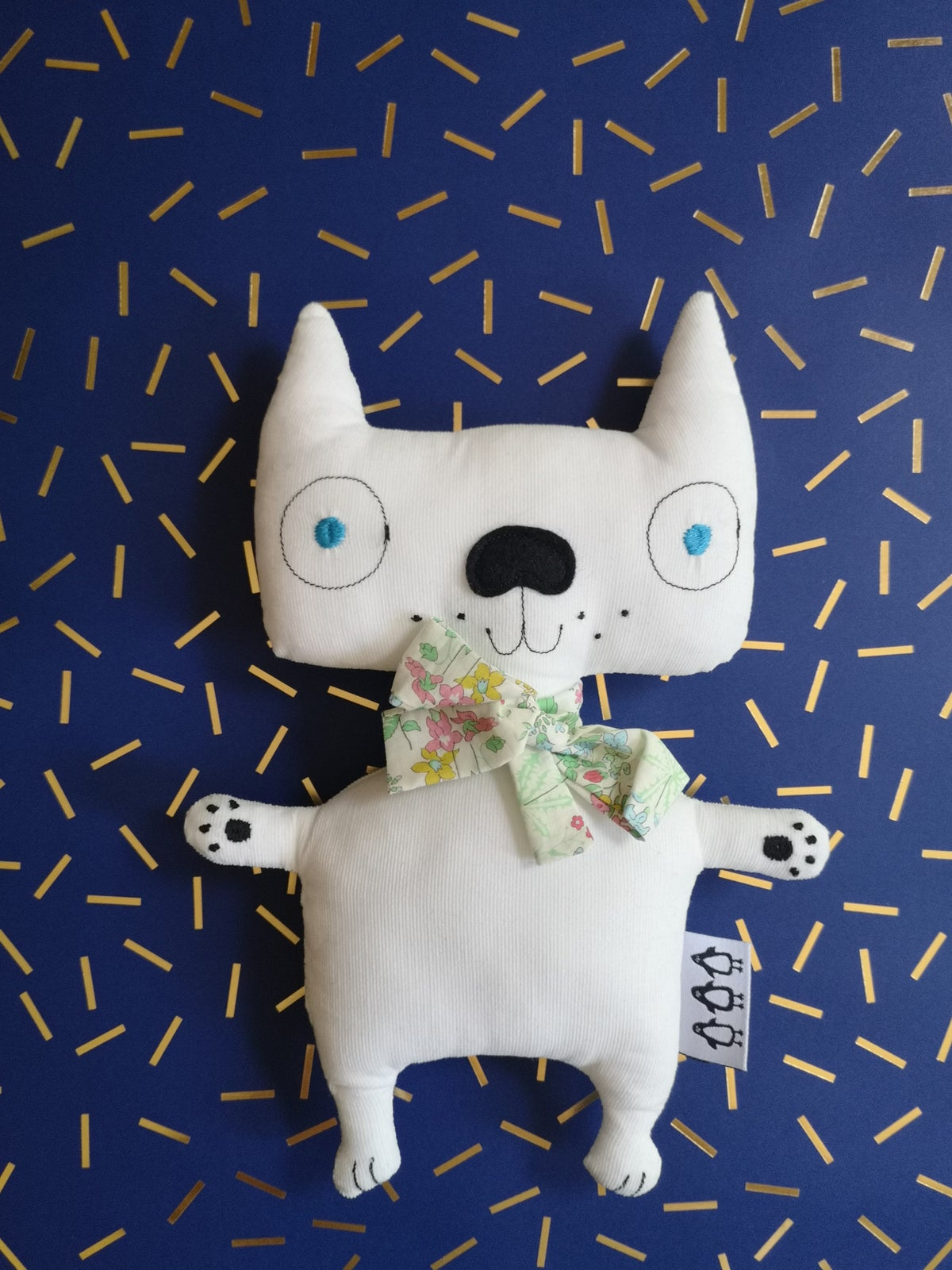Image of Ponch The Chihuahua Soft Toy