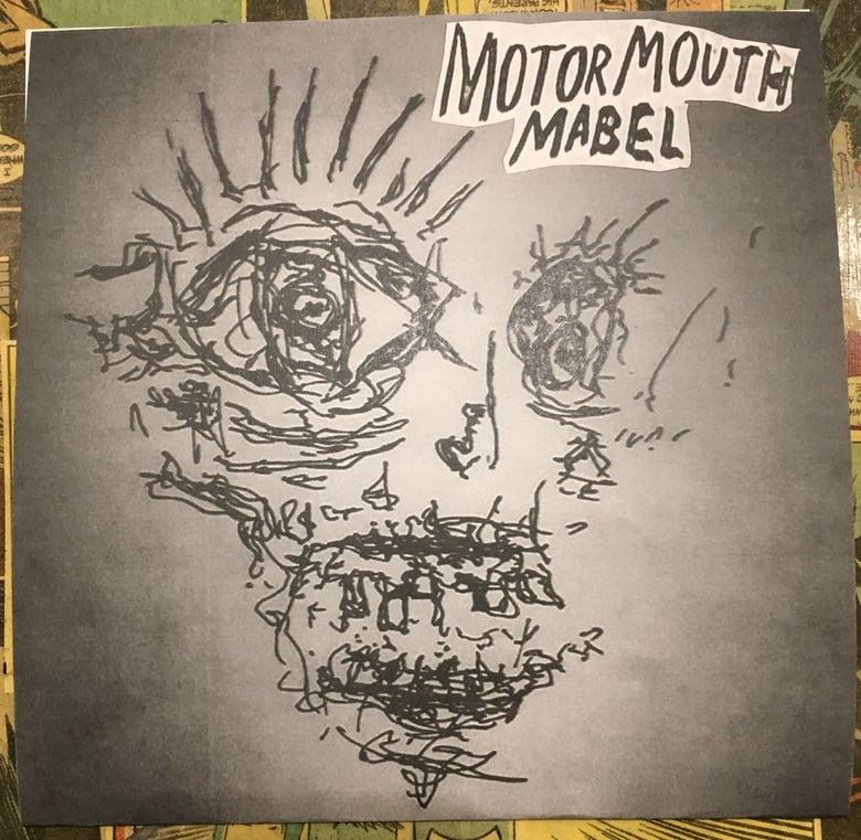 "Image of Motormouth Mabel - Knifetrash 7"""