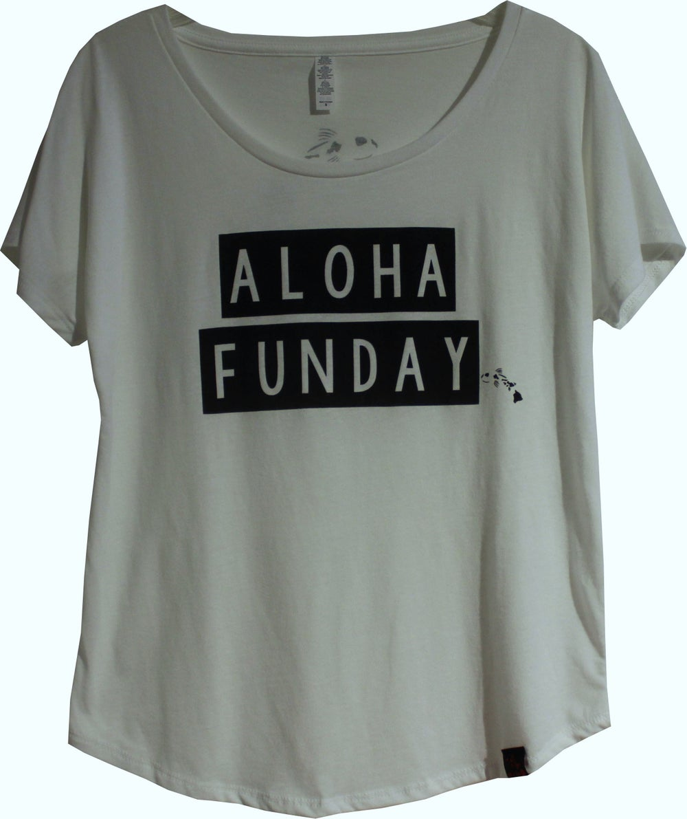 Image of Aloha Funday Collection - White