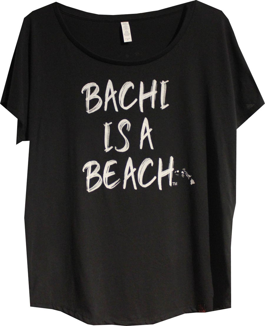 Image of Bachi is a Beach Collection - Black