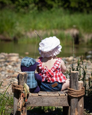 Image of FREE LIFE RING!*  Newborn Pier Photo Prop, Pier Photography Prop, Newborn Dock, Rustic Prop