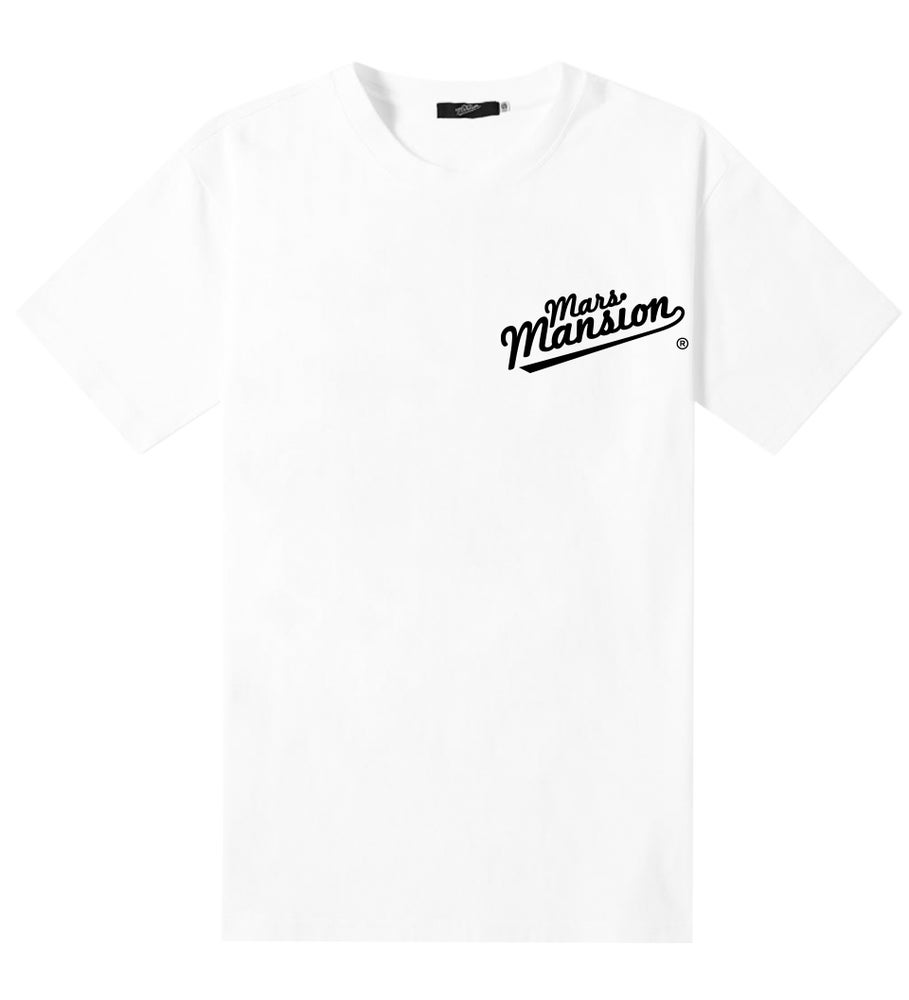 Image of FREAK TEE /WHT