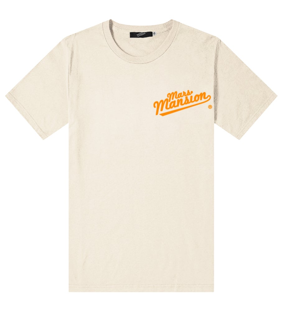Image of FREAK TEE /CREAM
