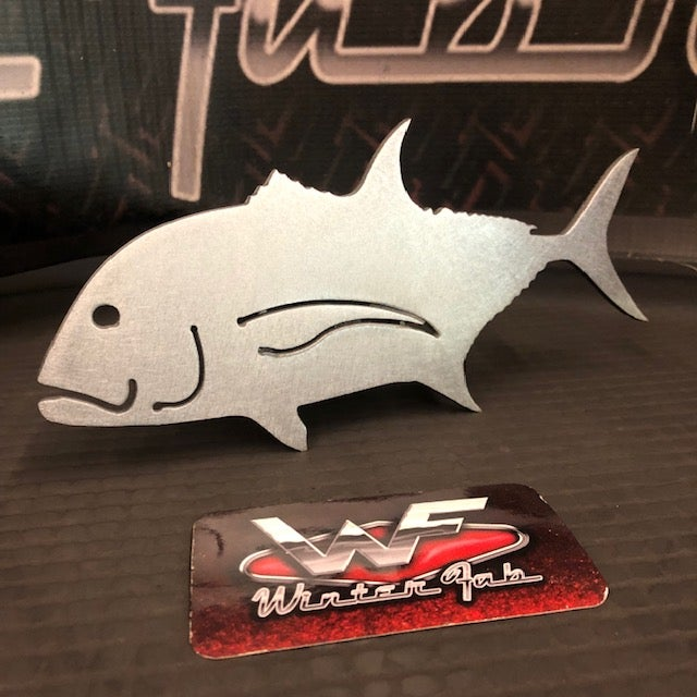 Image of Ulua , Giant Trevally Hitch Cover