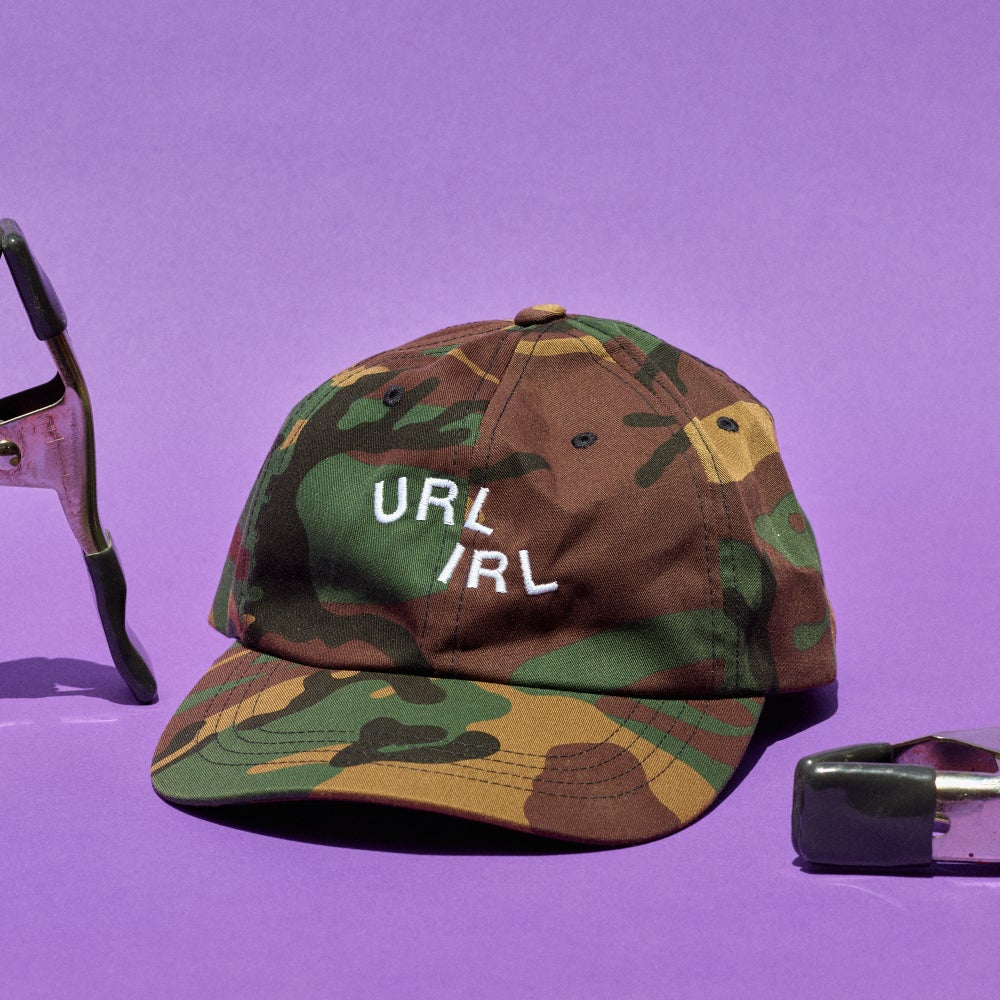 Image of URL IRL HAT