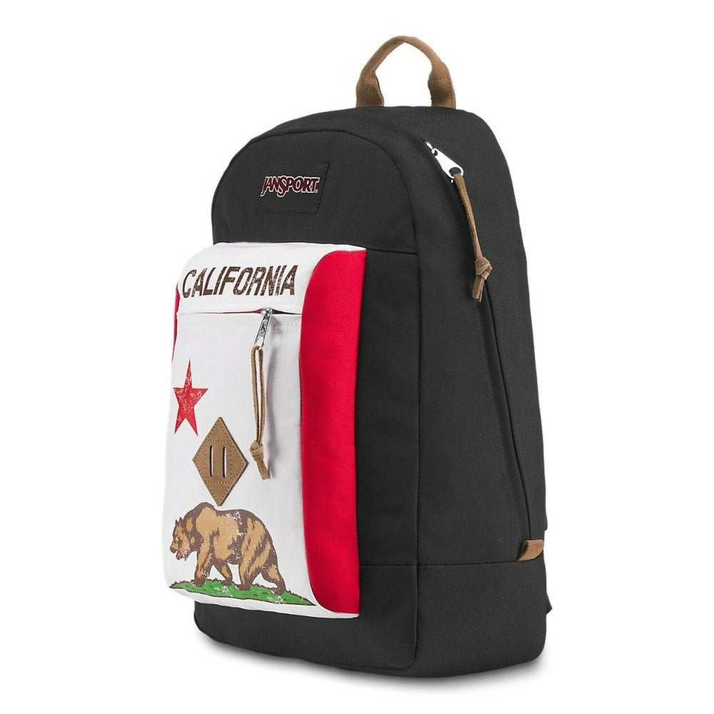 Image of JanSport Reilly Backpack - Red New California Republic