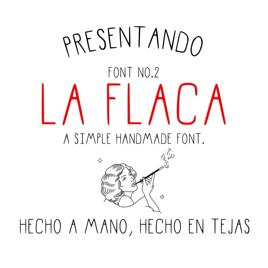 Image of La Flaca Font