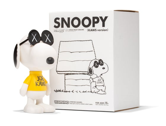 Image of SNOOPY (KAWS version)