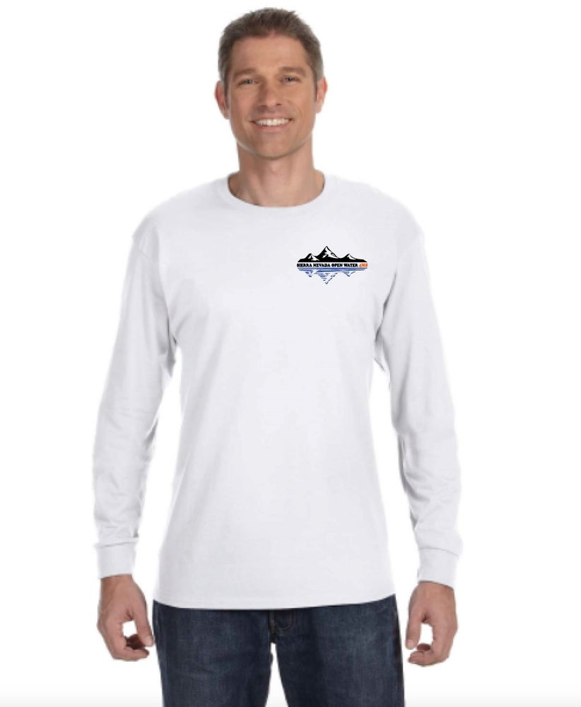 Image of Men's T-Shirt / Longe Sleeve