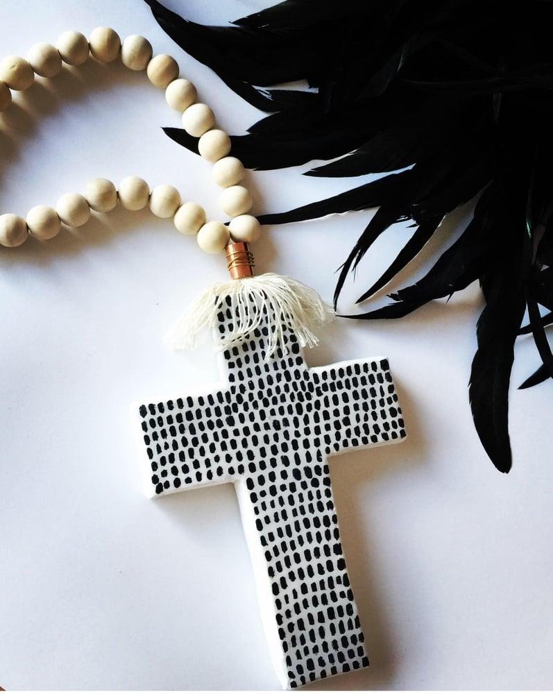 Image of Zulu Tribal Cross