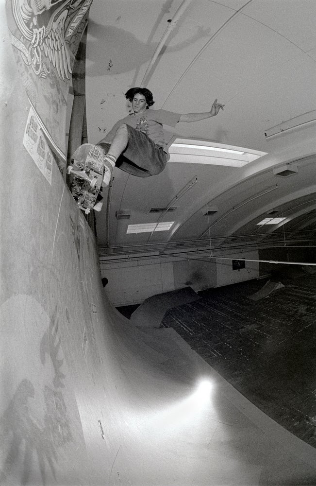 Wade Speyer, Goleta 1991, print by Tobin Yelland