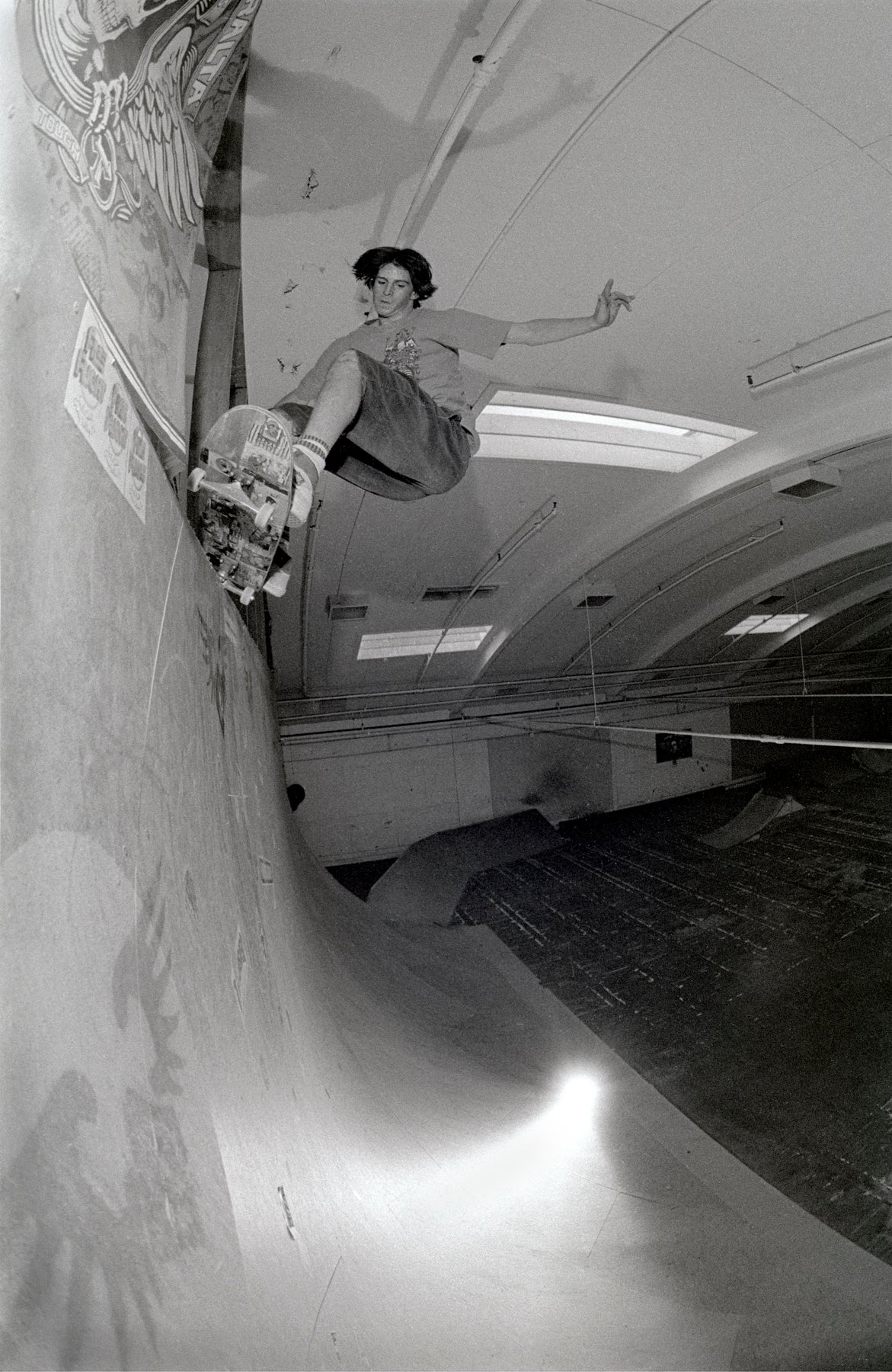 Image of Wade Speyer, Goleta 1991, print by Tobin Yelland