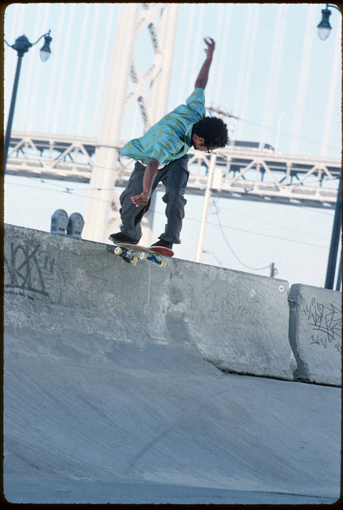 Chris Pastras, San Francisco 1997, by Tobin Yelland