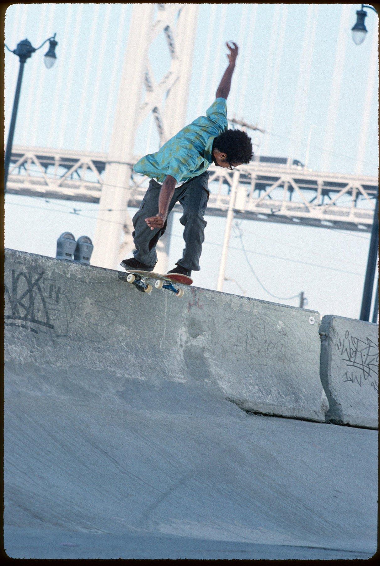Image of Chris Pastras, San Francisco 1997, by Tobin Yelland