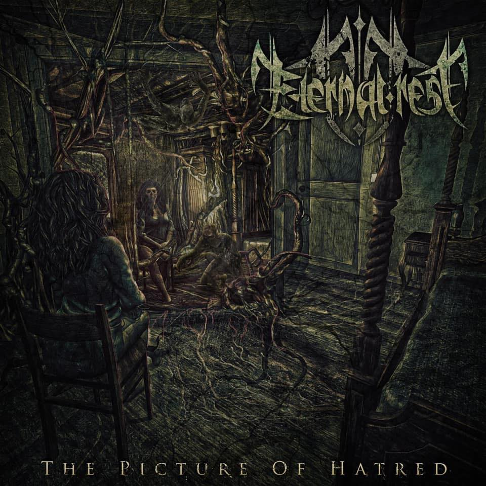 Image of The Picture Of Hatred CD
