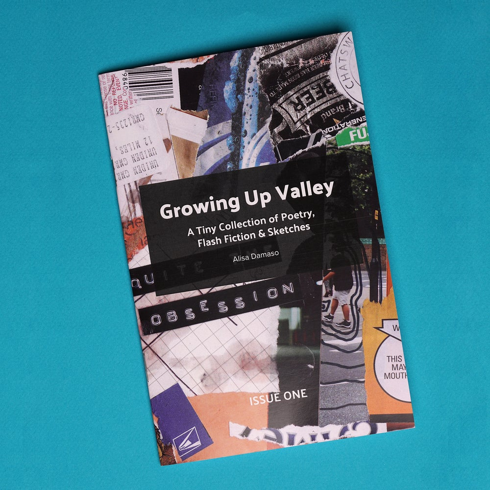 "Image of ""Growing Up Valley"" Zine: Issue One"