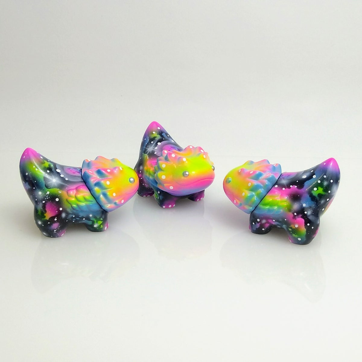 Image of Baby Seedlas Neon Galaxy custom