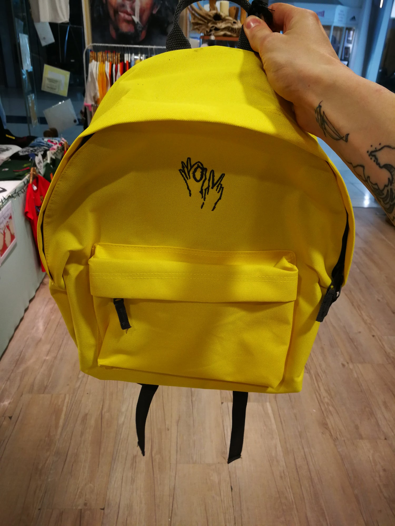 Image of OUR BACK PACK