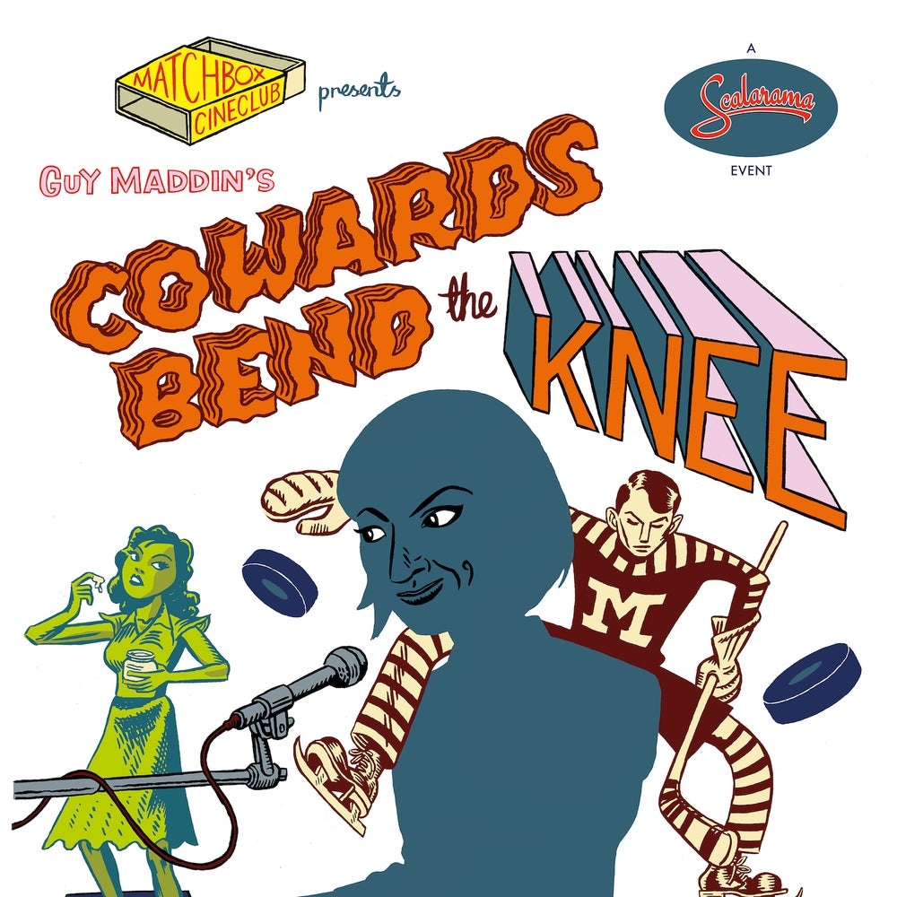 Image of Cowards Bend The Knee | A3 Print