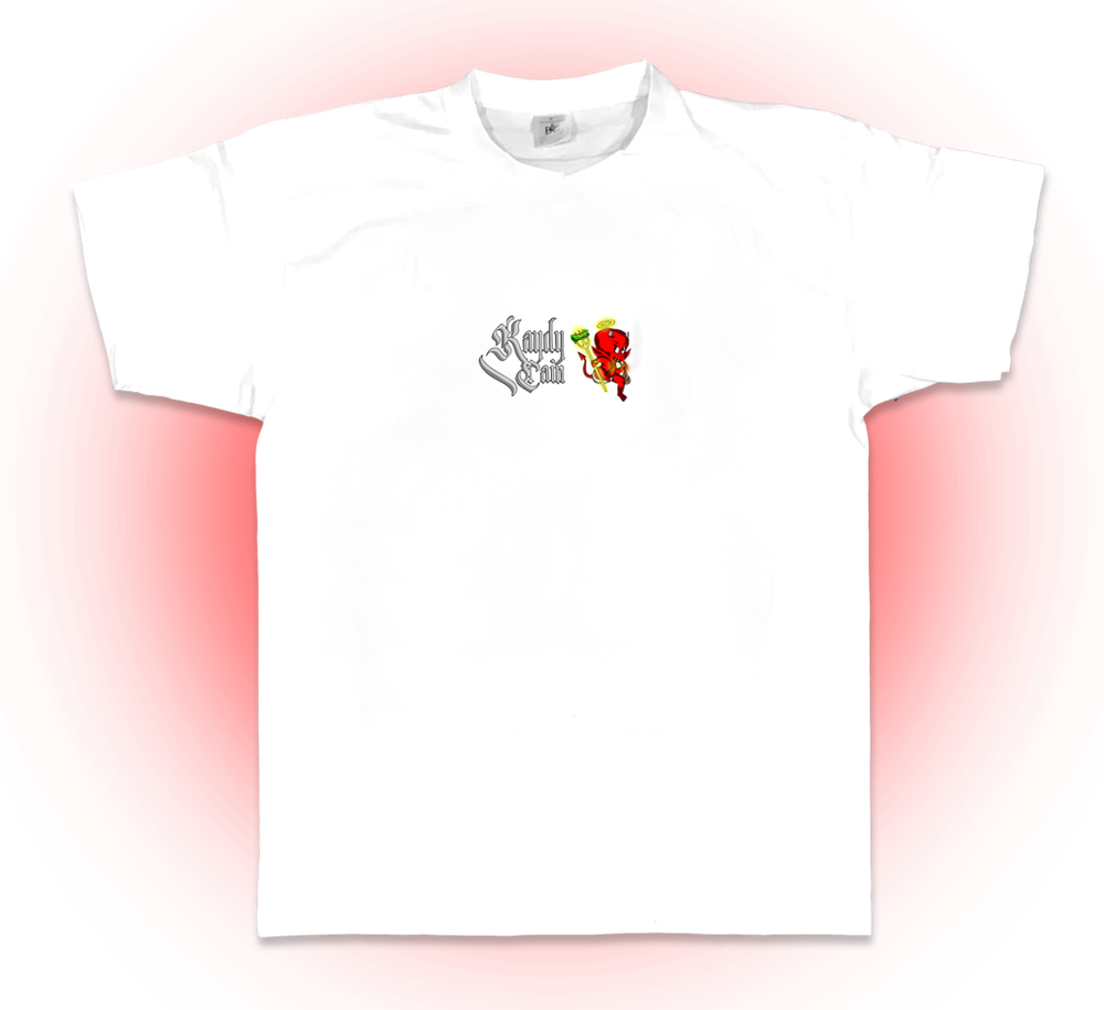 Image of INFIERNO.TV WHITE TEE