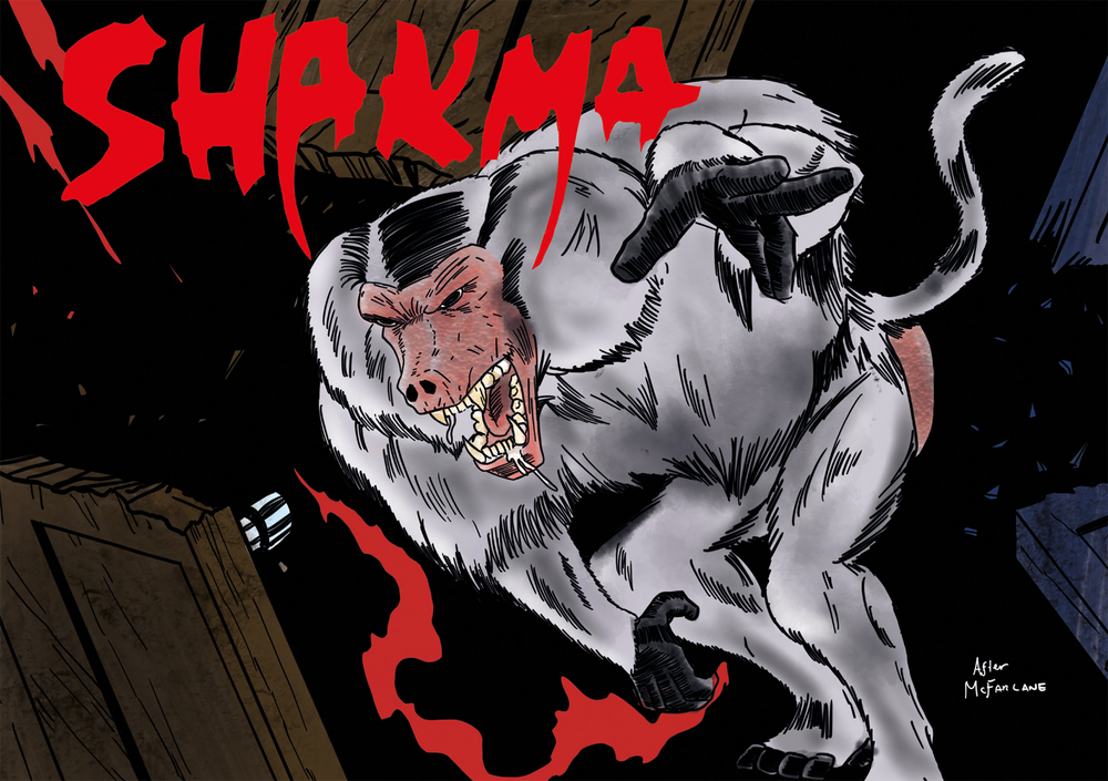 Image of Shakma Book 1