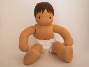 "Image of Bigger baby doll (16"")"