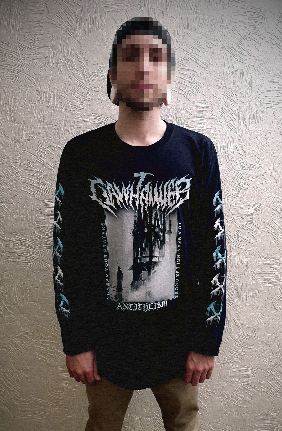 Image of The Anti-theism Long Sleeve