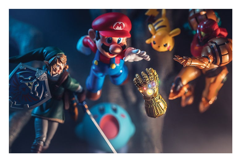 Image of Infinity Bros Print