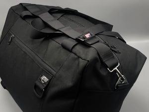 Image of Black Duffle Bag