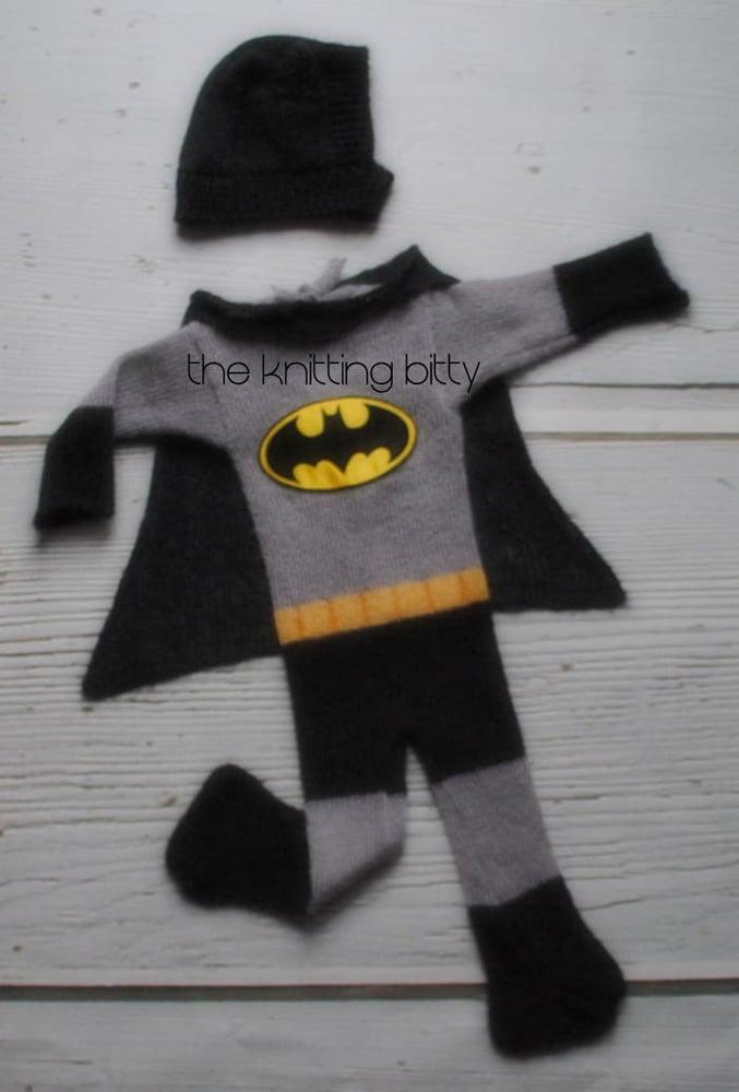 Image of Batman Jammy/Hat Set