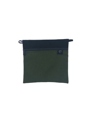 Image of Olive accessory bag